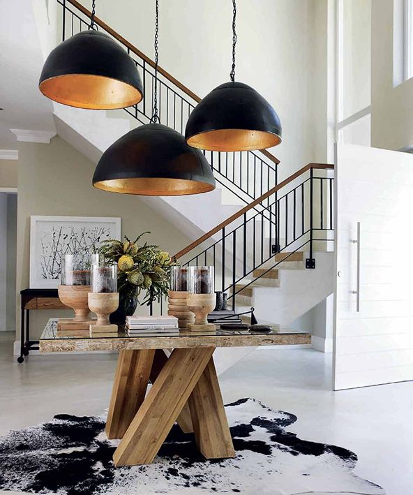 They have a trained eye   'There is so much more to a well-designed room than simply filling it with your favourite things,' says Sumari Krige, award-winning interior designer and owner of La Grange Interiors in Kramerville, Johannesburg. 'Designers are trained to know scale