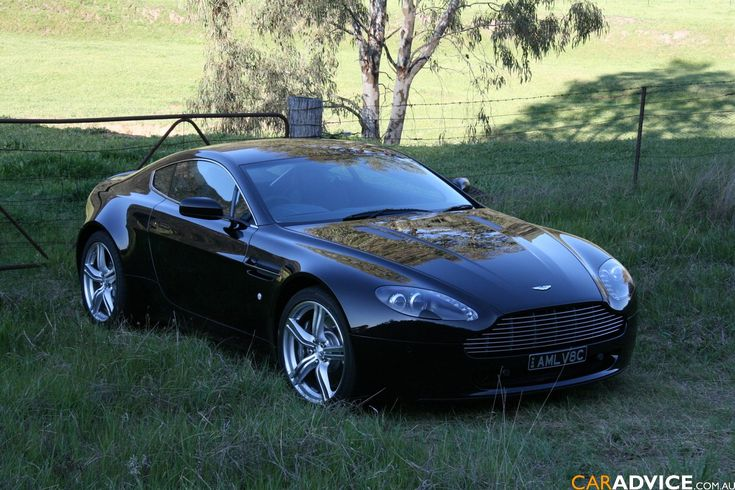 2009 Aston Martin V8 Vantage Coupe Review |CarAdvice -