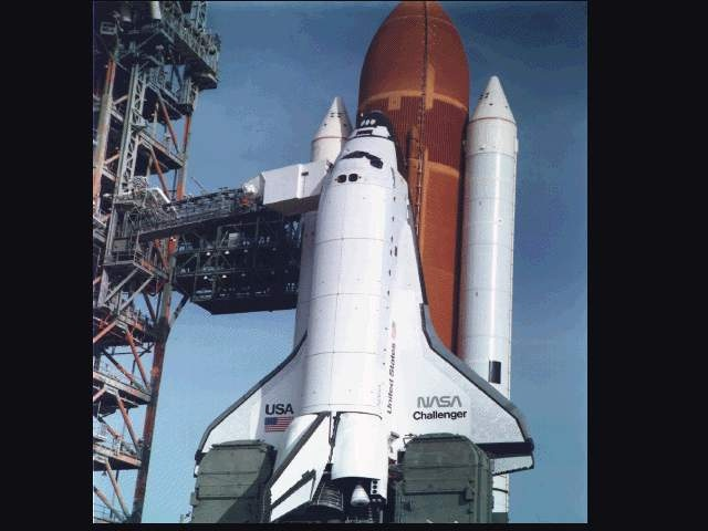 17 Best Images About Space Shuttle Challenger On Pinterest