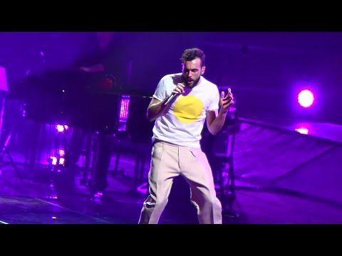 MARCO MENGONI - IO TI ASPETTO (+rientro sul palco) - ASSAGO 7/5/2015 - YouTube