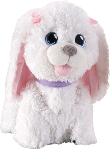 Wagalong, Hund, Hvit fra Lekmer. Om denne nettbutikken: http://nettbutikknytt.no/lekmer/
