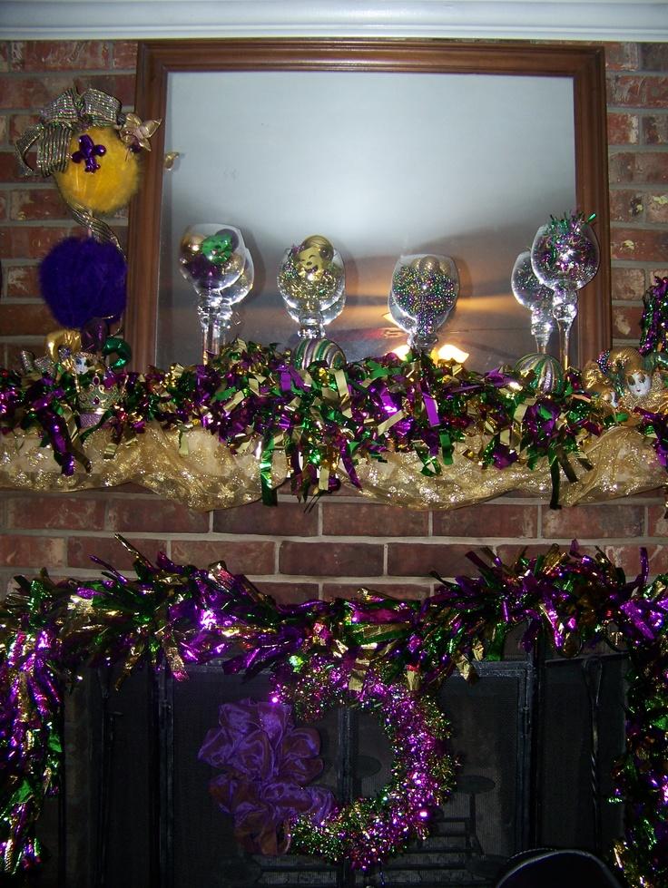 397 Best Mardi Gras Decor Images On Pinterest Mardi Gras