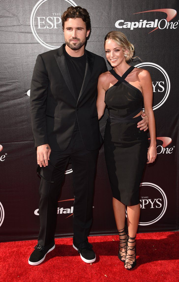 Pin for Later: The ESPYs Bring Out Sexy, Sporty Duos Brody Jenner and Kaitlynn Carter