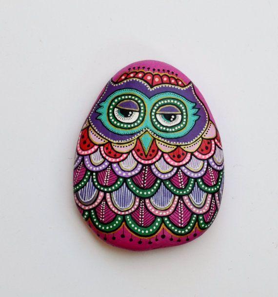 Совы. Часть 3: камни - Ярмарка Мастеров - ручная работа, handmade