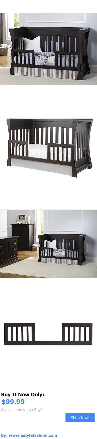 Nursery Furniture Sets: Eco Chic Baby Dorchester Island Toddler Guard Rail - Slate BUY IT NOW ONLY: $99.99 #ustylefashionNurseryFurnitureSets OR #ustylefashion