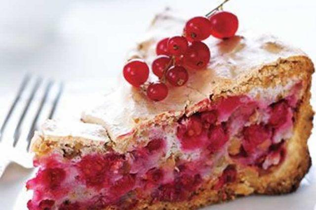 Gâteau aux groseilles avec thermomix
