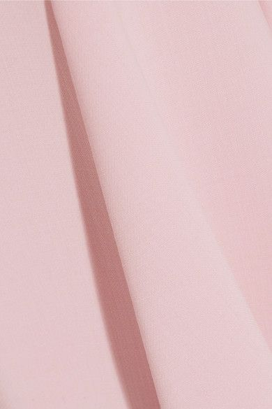 Max Mara - Bugia Stretch-wool Pencil Skirt - Pink - UK16