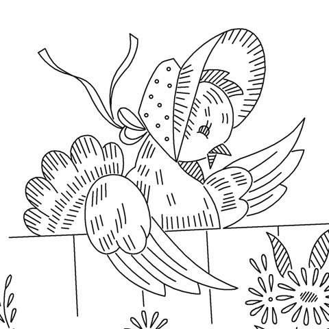 219 best images about Birds colouring pages on Pinterest  The