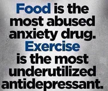 True for me. I need to get back to exercising....ugh if it were only easy.