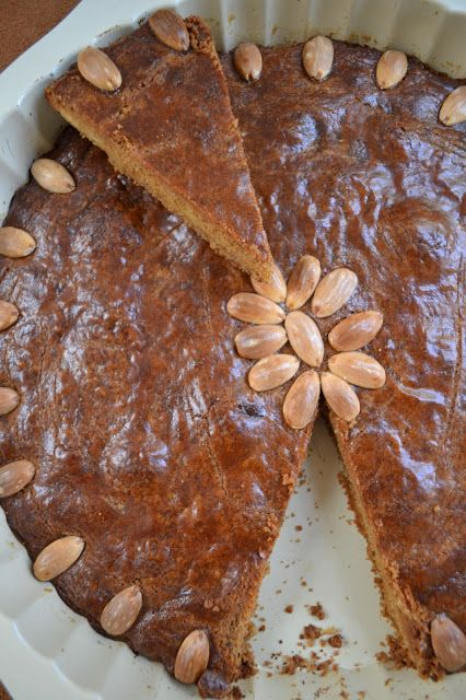 A Kingdom for a cake: Gevulde Speculaas