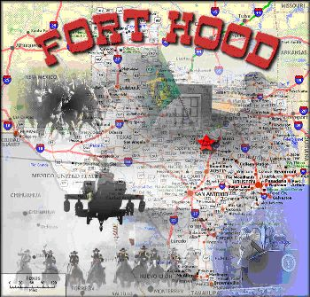 = = = = = = = = = = = = = = = = = = = = =   Fort Hood  = = = = = = = = = = = = = = = = = = = = =    FORT HOOD, Texas -- Fort Hood announced today the death of twelve (12) Soldiers and one (1) civilian employee.    The following Soldiers and a civilian employee died Nov. 5 on Fort Hood of wounds suffered from small arms fire.    Lt. Col. Juanita L. Warman, 55, of Havre De Grace, Md. She was assigned to the 1908th Medical Company, Independence, Mo.    Maj. Libardo ...
