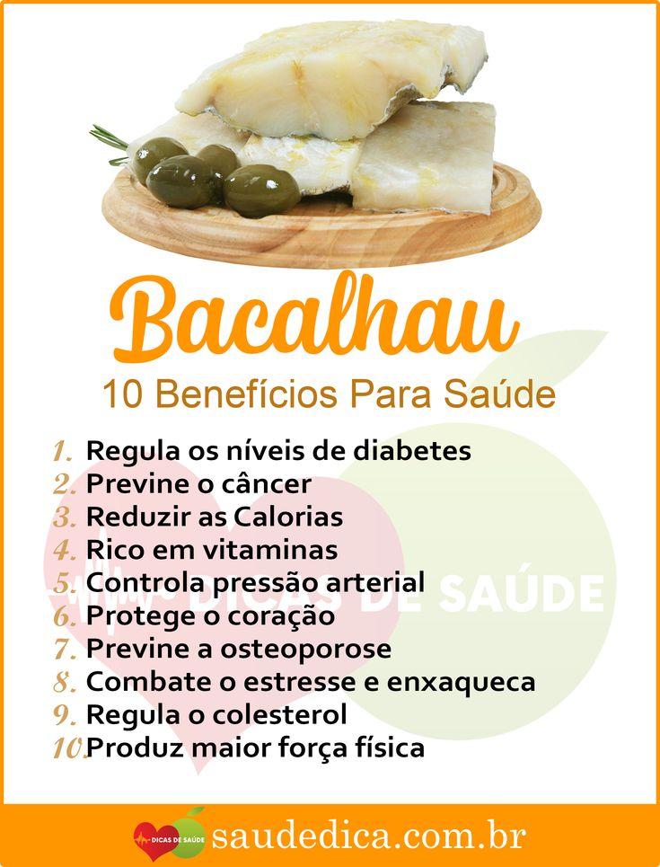 Os 10 Beneficios Do Bacalhau Para Saude Beneficiosdobacalhau