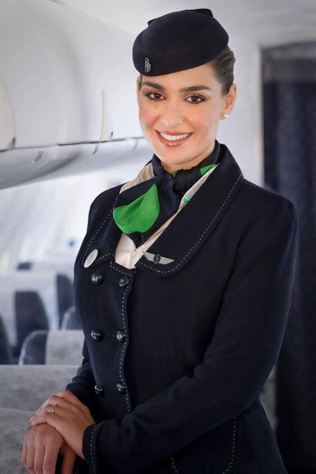 Olympic Air, Greece cabin crew