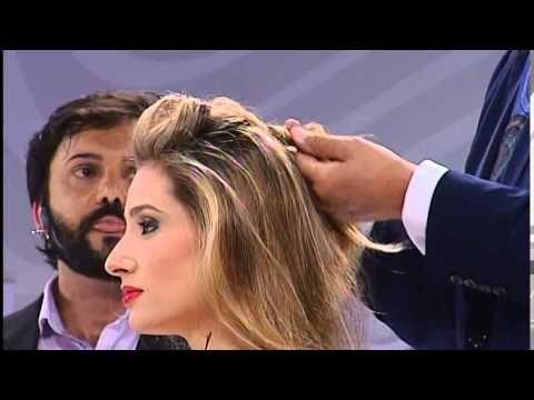Glamour & Penteados de Martin Parsons no HAIR BRASIL FASHION SHOW 2014 - YouTube