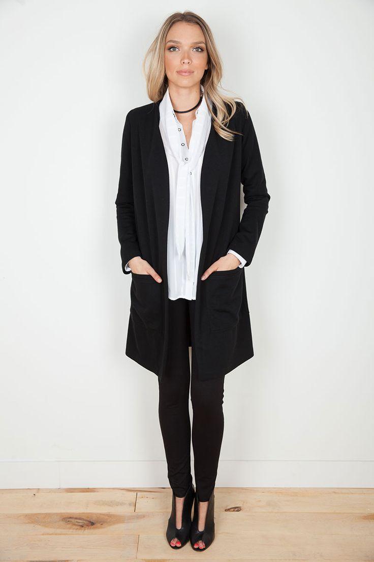 1000 id es sur le th me longue veste sur pinterest mode l 39 italienne mode femmes chics et. Black Bedroom Furniture Sets. Home Design Ideas