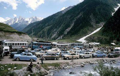 Sonamarg Jammu and Kashmir..