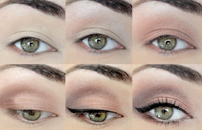 make up for hooded eyes