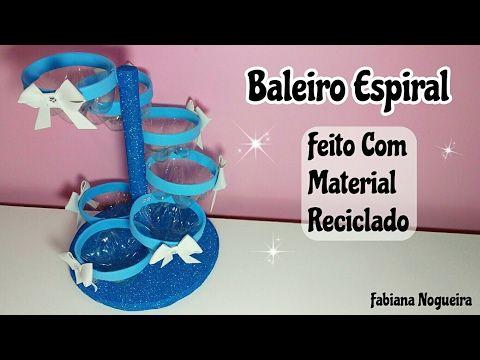 Xícara de garrafa pet - Use como lembrancinha, decoração. Reciclagem de garrafa pet. #Artesanato - YouTube