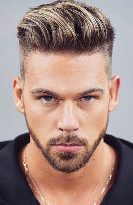 40 Best Hair Styles For Men You Must Try – #formen…