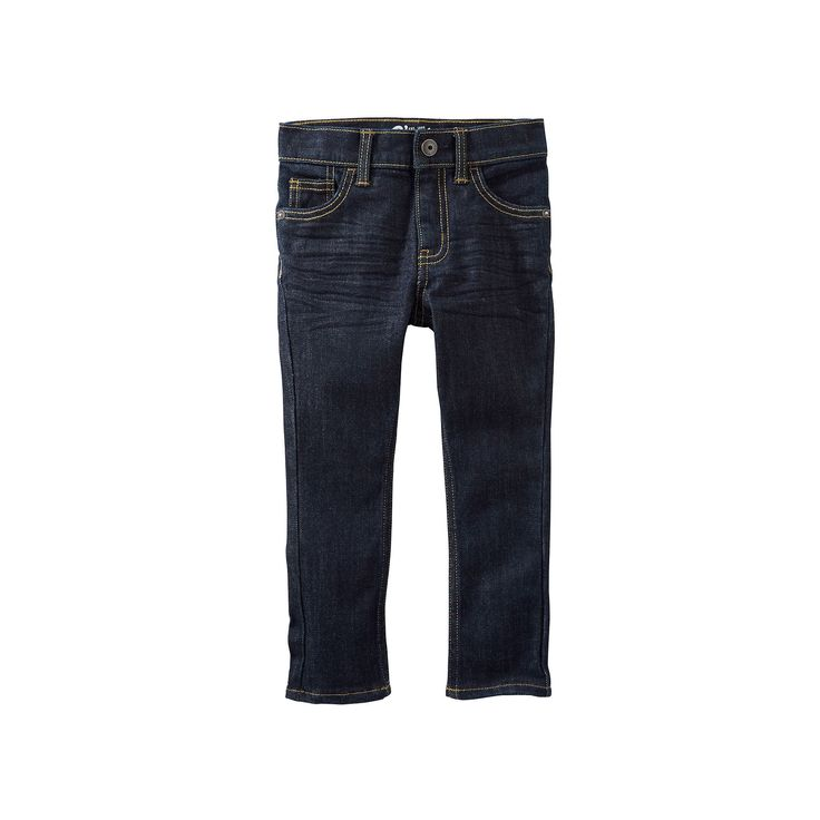 Boys 4-8 OshKosh B'gosh® Skinny Jeans, Size: 6, Blue Other