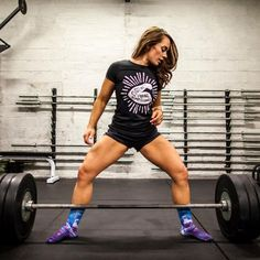 This fit and relatable powerlifter shares her motivating story with us and gives us a little background on herself and why powerlifting is so awesome!