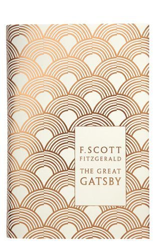 in love with both fitzgerald and these book covers. via: thedieline