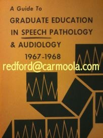 Audiology and Speech Pathology university guides
