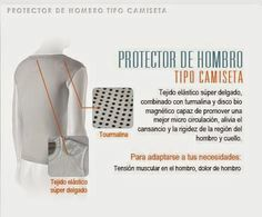 Protector de Hombro tipo Camiseta JM ocean Avenue