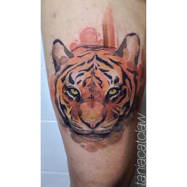 Tania Catclaw Tattoos