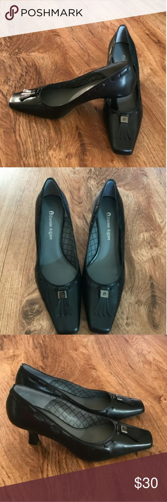 Etienne Aigner Pumps Etienne Aigner Pumps in excellent condition. Like New Etienne Aigner Shoes Heels