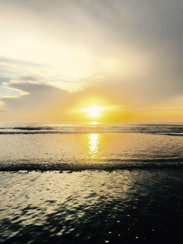 Sunrise on Indian Beach, FL
