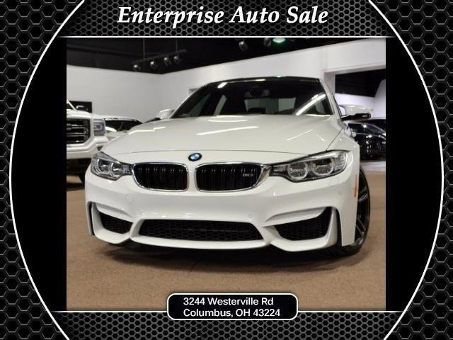 Awesome Great 2015 BMW M3 -- 2015 BMW M3, White with 29,055 Miles available now! 2018