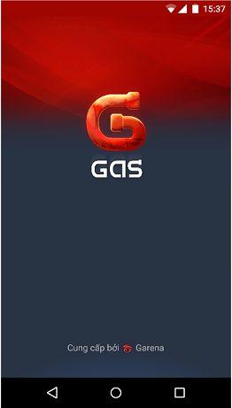Tải Gas Garena cho android miễn phí