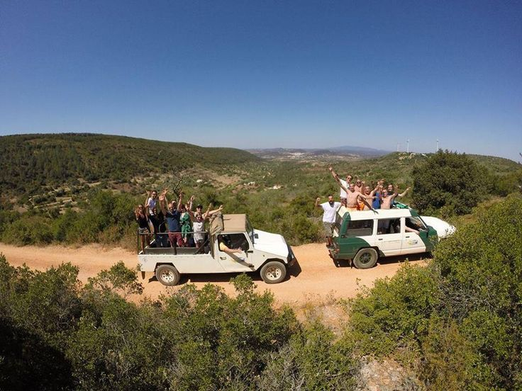 Full Day 4 X 4 Jeep Tour Around Albufeira With Stops For A