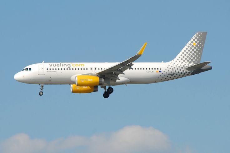 Visiting Barcelona? Try Vueling for low cost flights for your city break | Pic: Robert Underwood