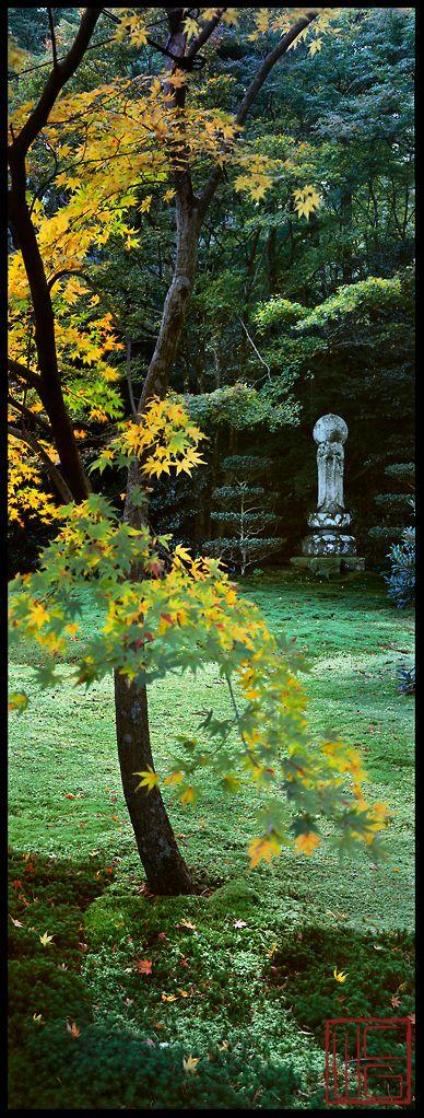 Sanzen-In Zen Gardens in Kyoto, Japan • photo: William Corey Gallery