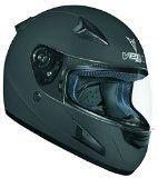 #Vega X888 Full #Face #Helmet (Flat Black, Medium)  For full review visit http://best10best.com/best-motorcycle-helmet/