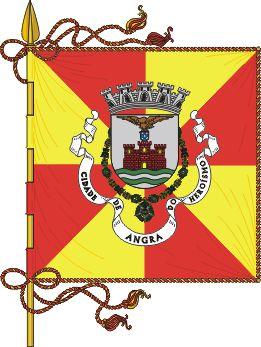 Bandeira de Angra do Heroísmo