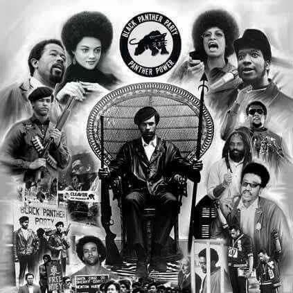 Black Panther Movement.