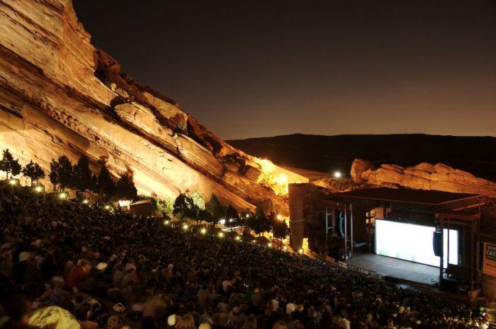 2. Red Rocks Park & Amphitheatre (Morrison)