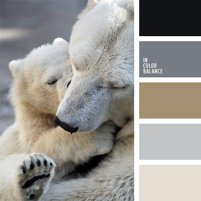 celeste grisáceo, color gris oscuro, color oro viejo, de color plata, elección del color, gris azulado, gris claro, marrón, marrón grisáceo, negro y gris, selección de colores, selección de colores para un piso, tonos grises.