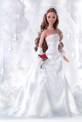 David's Bridal Eternal™ Barbie® Doll | davids-bridal | The Barbie Collection
