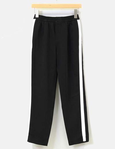 Pantalón raya lateral Zara