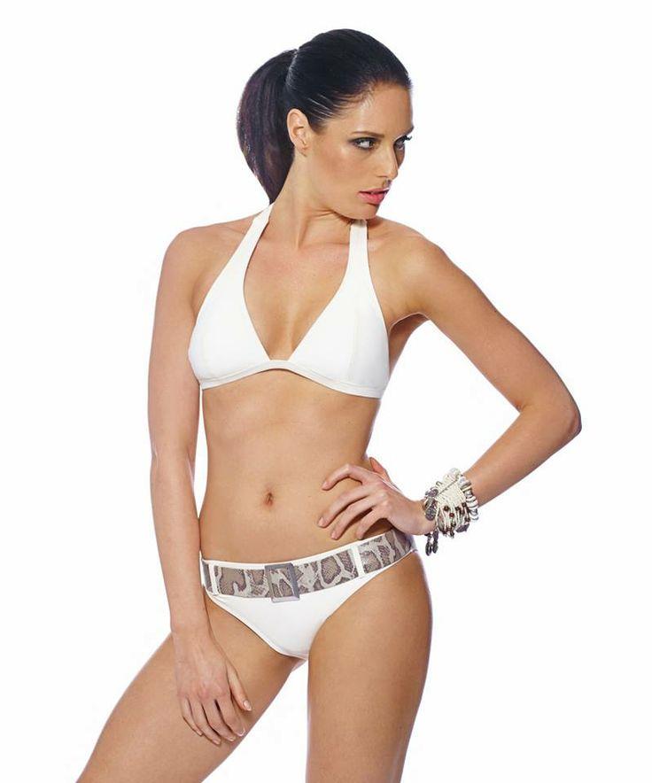 Yilan belted bikini