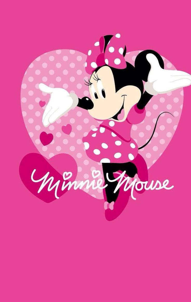 114 best images about minnie mouse wallpaper on pinterest - Fondos de minnie mouse ...