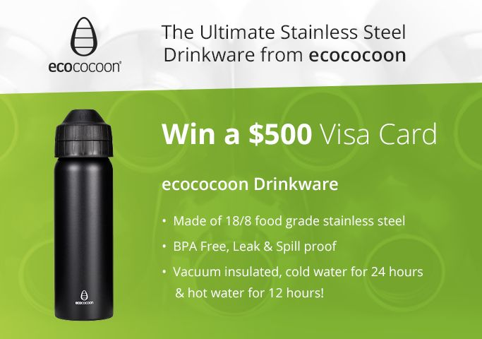 Hey there, I just entered to Win a $500 Visa Card! Enter now for your chance!