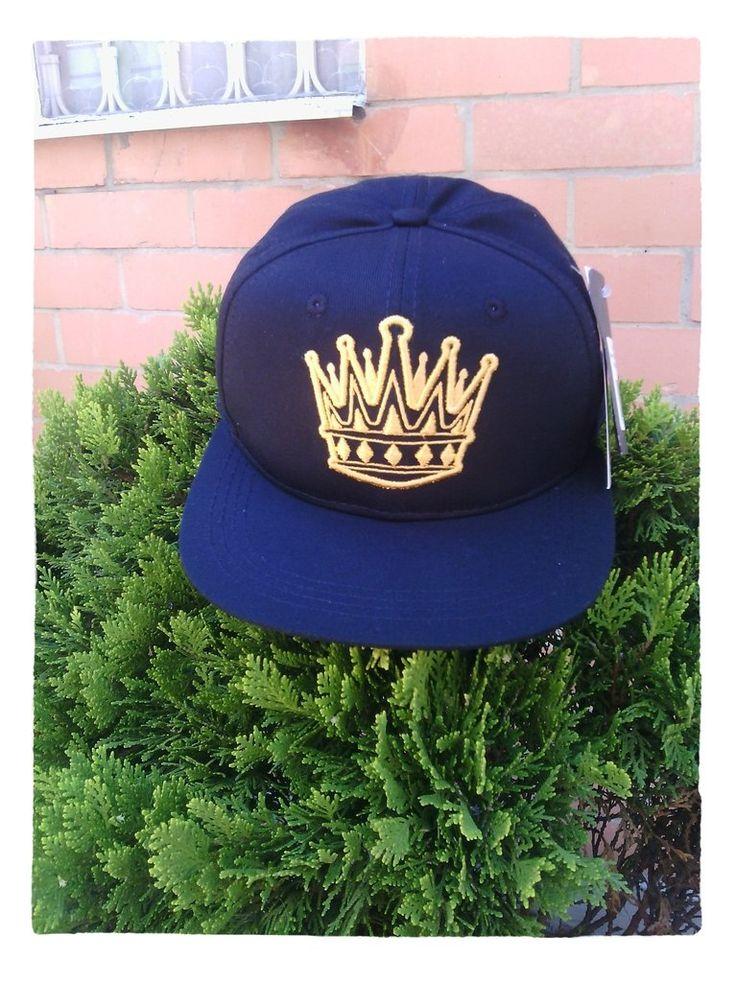 Gorra Negra Corona Dorada - Comprar en Tienda Vitsa