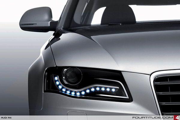 Love these Audi headlights