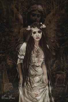 """Victoria Frances """"Anatheme""""24"""