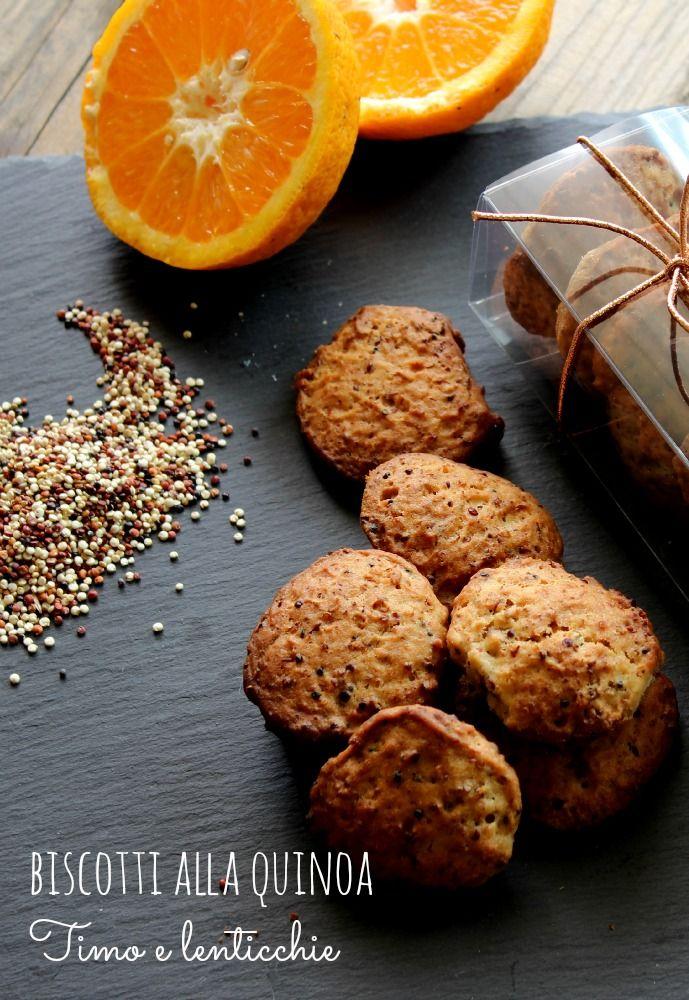 biscotti alla quinoa 5